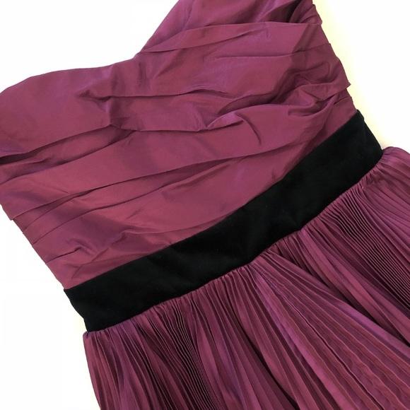 Dolce & Gabbana Dresses & Skirts - D&G short gown maroon HP!